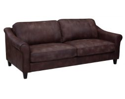 Brando Leather Sofa